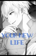 You new life (Zen x reader) by minifarmtasha