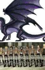 The Dragon Shifter(AoT FanFic) (Slow~ Updates) by -TheMikasaAckerman-