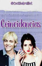 Coincidencias ♥ |Fanfic-Raura| by CockieGraillet