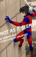 Not as it Seems [Voltron Klance - Spider-Man AU] by druggiejack