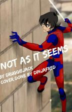 Not as it Seems [Voltron Klance - Spider-Man AU] by druggiejack