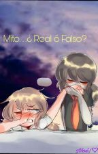 Mito . . . ¿Real Ó Falso? ||Fred x Freddy|| by NoeNoemi09