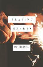 Blazing Hearts by crimsonstxrm