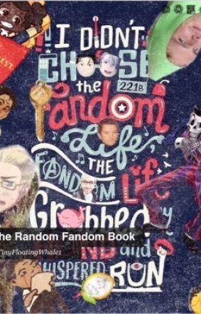 The Random Fandom Book: The unFOURtunate one  by TinyFloatingWhale1