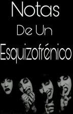 Notas De Un Esquizofrénico - Ronnie Radke by Yuuu-Chaaan