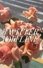 'Twitter': Offline ✧ viktuuri | specials by velvetfrnk