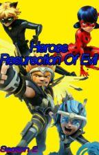 Heroes 2: Resurection of evil by ZackCastroYT