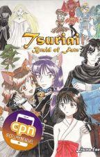 Tsuriai: Braid of Fate [Cell Phone Novel] - IN PROGRESS by Luna-fae