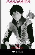 Assassins (Obi x Reader~) by GalaxyTheDragon