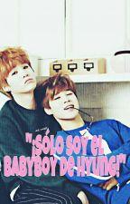 ¡Sólo soy el BabyBoy de Hyung! [YoonMin Chat] by AmyYagami