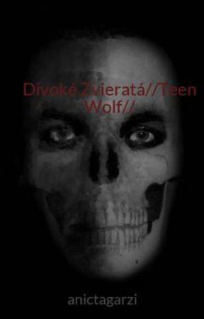 Divoké Zvieratá//Teen Wolf// by anictagarzi