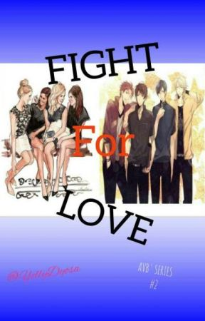 Fight For Love by cuttie_yel