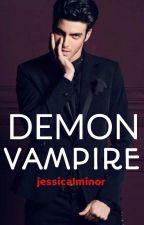 Demon Vampire by jessicalminor
