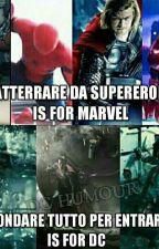 Marvel e Dc immagini 2  by Enigmista-18