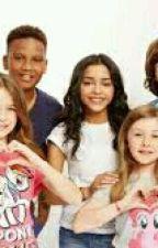 Mon histoire avec les kids united  by Emmaandgirls
