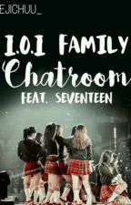 I.O.I Family Chat Room [Feat. Seventeen] by leejichuu_