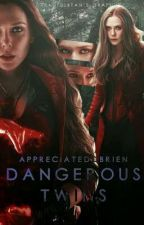 Dangerous Twins - Alec Lightwood [Shadow Hunters] by HoranxMendes