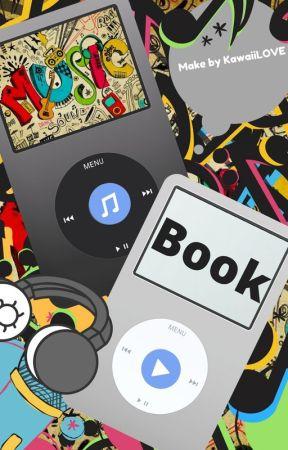Music Book by JuliaVeronik8