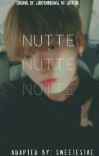 nutte ➵ jikook version by sweetestae