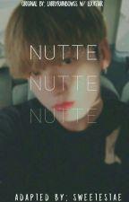 nutte ➵ jikook version by sweetestae