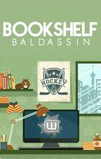 BOOKSHELF BALDASSIN by baldassin