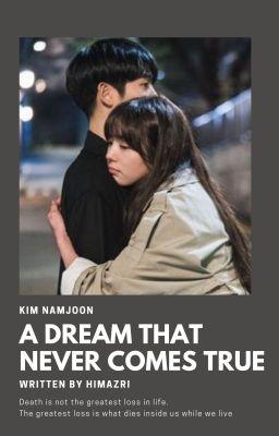 「 Giấc mơ ngày trẻ 」RM