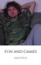 Fun and Games •Jian by amatorial
