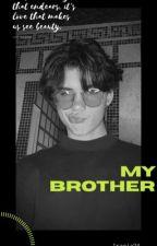 My brother by rafailia08