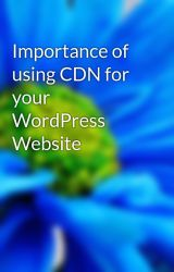 Importance of using CDN for your WordPress Website by victorvictories