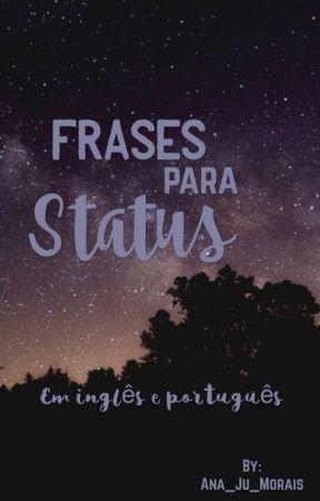 Frases Para Status Em Inglês E Português Frase 16