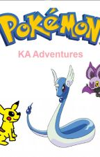 Pokémon Ka Adventures by KaDragoa