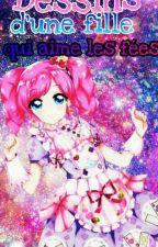 Dessins d'une fille qui aime les fées by Fairy_Otaku_girl