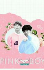 pink boy | chan+baek; by jinsweetie