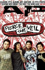 pensamientos profundos sobre Pierce The Veil by zoencia0123