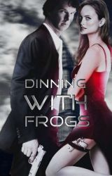 Dinning with Frogs by IreneElizabethHolmes