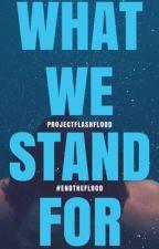 ProjectFlashFlood - What We Are  by ProjectFlashFlood