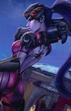 Overwatch : male reader x widowmaker  by thedarklord86