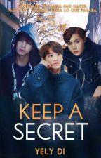 Keep A Secret |VKook| by YelyDi