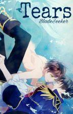 Tears (mermaid au) - Levi x Eren by BladeSeeker