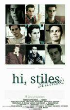 hi, stiles ≠ s.stilinski by imcrazeee