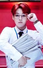 Prof de sport Park Jimin by Taejimini