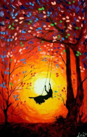 Swing in the Trees by sydneyscarlett