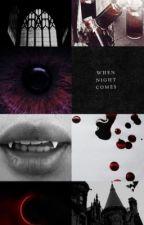 'Til Death do us part  by MoonsetDreamer