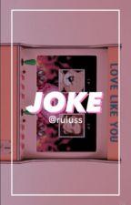 joke ↻ vkook by peachiyy