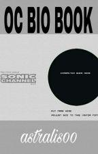 ~ OC Bio Book ~   Sonic by astralis00