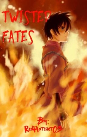 Twisted Fates (Ninjago Kai X Reader) by RedHatchet03