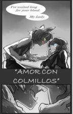 AMOR CON COLMILLOS-AU-MIRACULOUS by dilunar