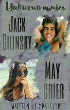 Unknown number |❀| Jack Gilinsky by magiclua