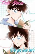 [Fanfic DC] Do you love me?  by Kudo-Miyuki2410