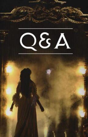 Q&A by marsymanv